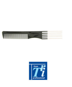 306-Comb-with-Metal-Pick-20cm