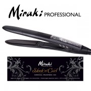 Miraki Sleek and Curl Straightening Iron