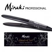 Miraki Sleek and Curl Straightening Iron