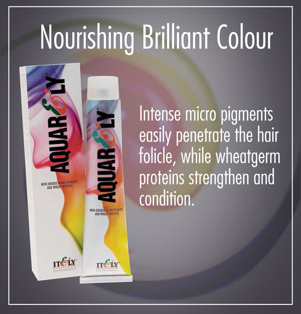 Aquarely Permanent Colour - Italy Hair and Beauty