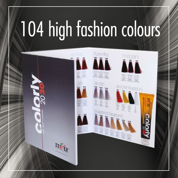 Colorly 2020 Italy Hair And Beauty