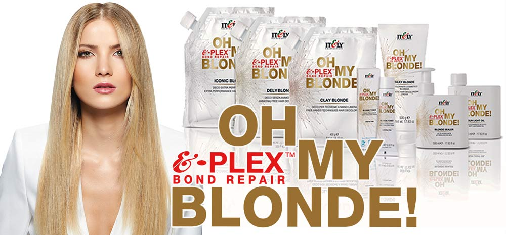 Oh My Blonde