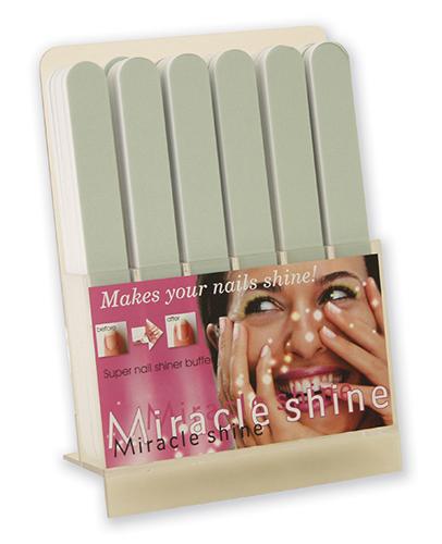 Salon Qaulity nail buffers